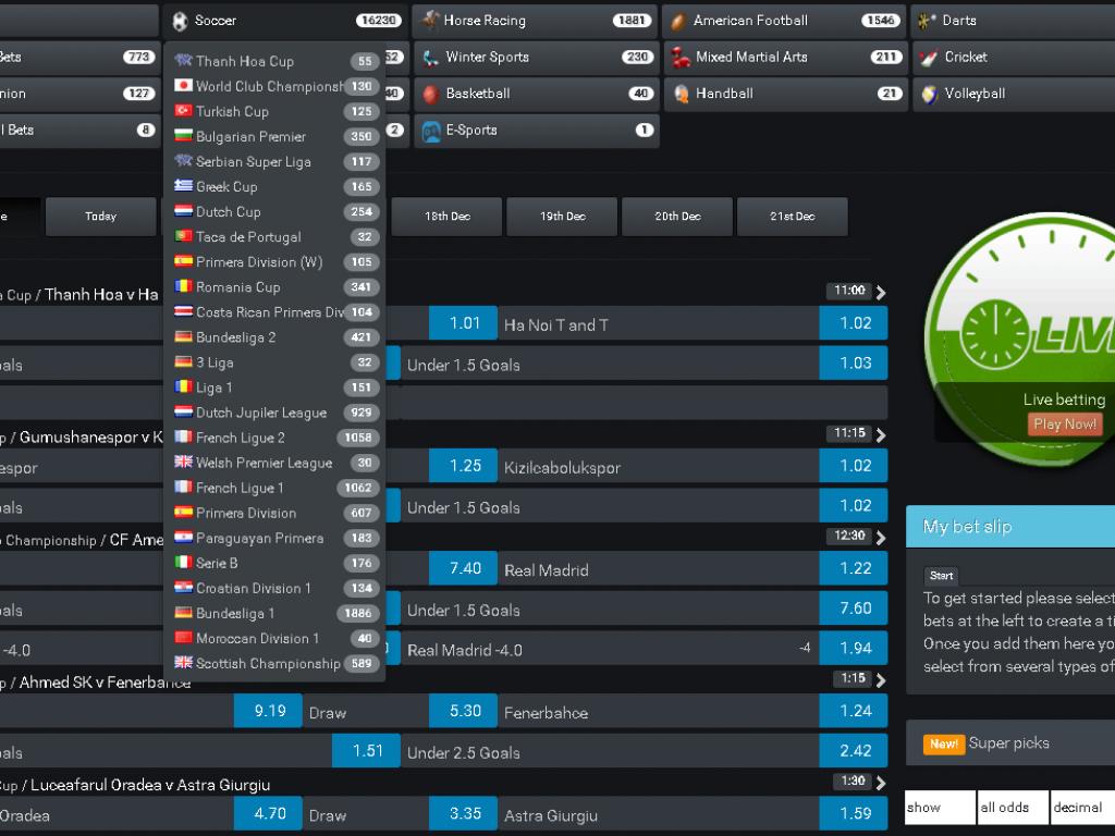 White label sports betting software | White Label Casino